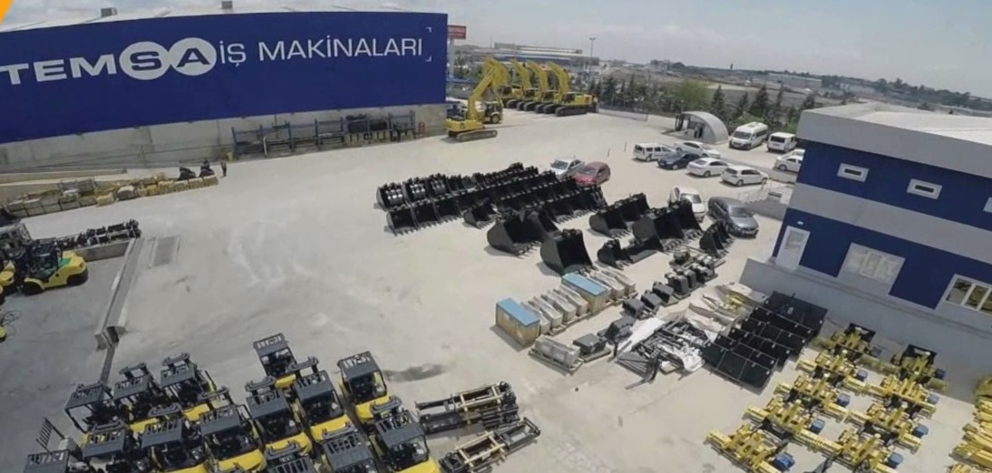 Temsa İş Makinaları'nın yüzde 41'i Marubeni'nin oluyor