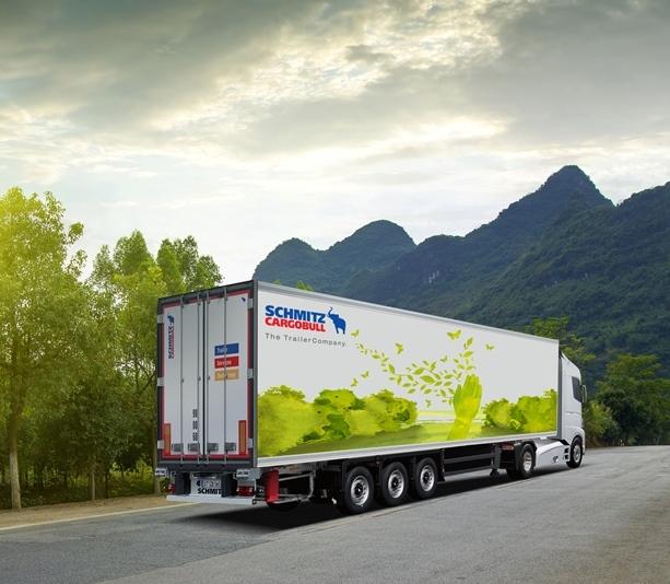 """Schmitz Cargobull'dan """"Hedef 10 bin fidan"""" kampanyası"""