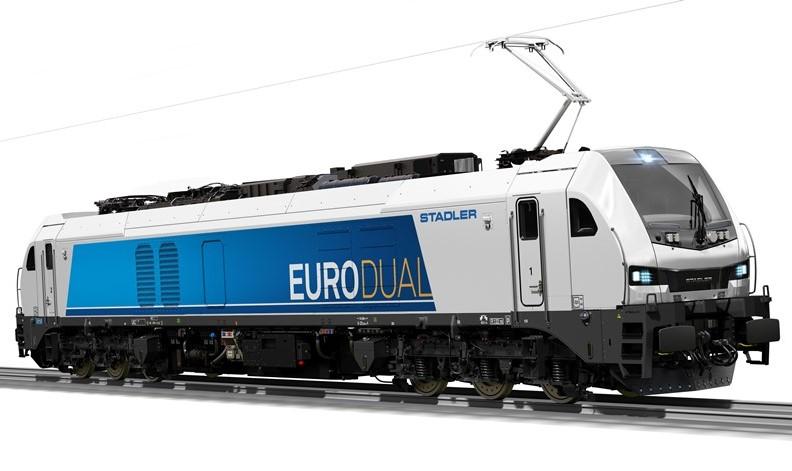 Türkiye'nin ilk hibrit lokomotifleri geliyor