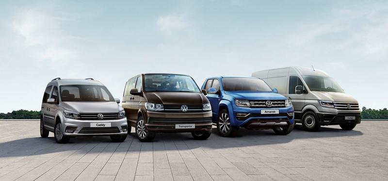 Volkswagen Ticari Araç'tan tüm modellerde kampanya