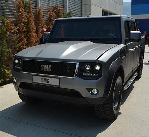 BMC'den yeni araç sürprizi