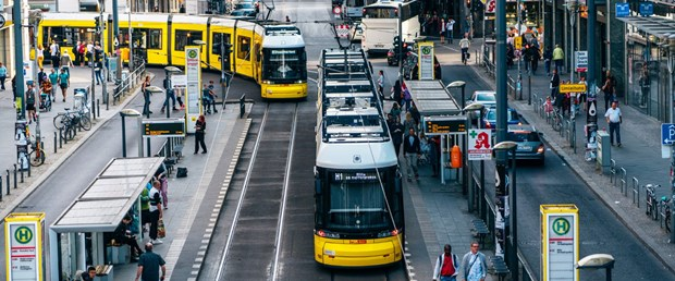 Almanya, toplu ulaşımı günde 1 Euro yapacak