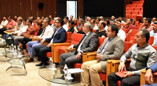 KTO'dan U-Etds ve Sayısal Takograf Bilgilendirme Toplantısı