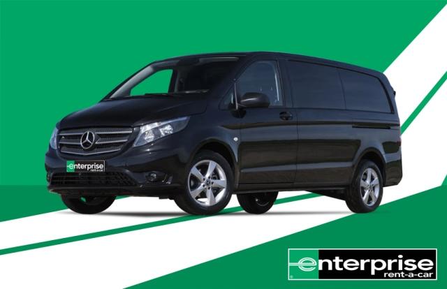 Enterprise'da 299 TL'ye Mercedes-Benz Vito fırsatı