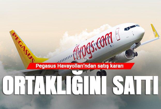 Pegasus, Kırgızistan'daki ortaklıktan çekildi