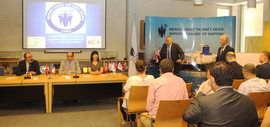 Mersin'den Fransa'ya  yeni bir ro-ro hattı açılabilir!