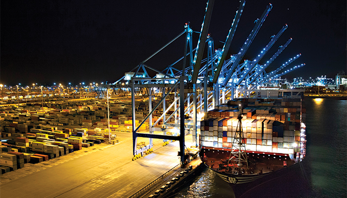 P&O Ferrymasters opens new 17,000 square meter warehouse facility in Rotterdam