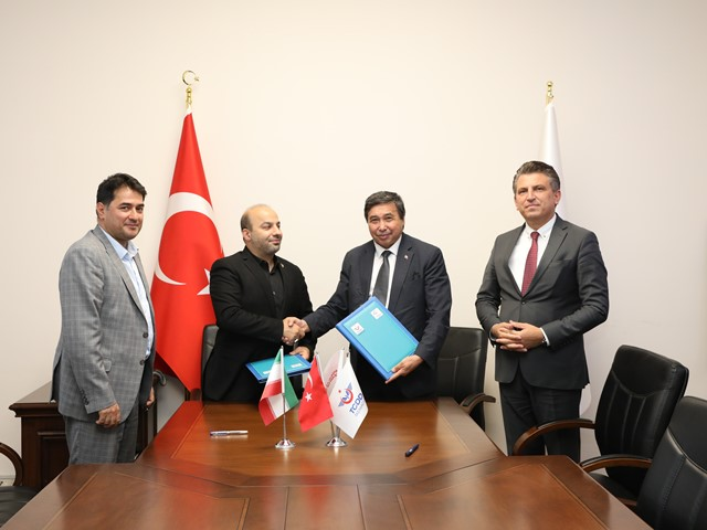 İran-Türkiye taşımalarında hedef yılda bir milyon ton yük