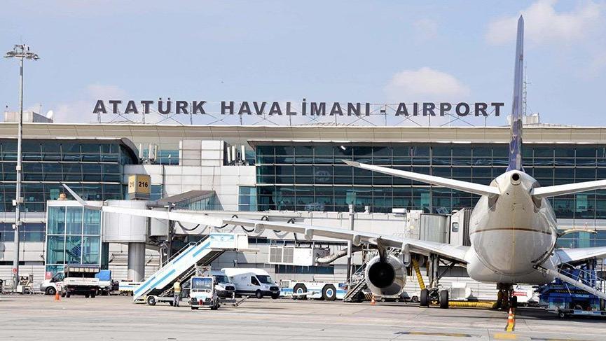 Atatürk Havalimanı'nda yıkım başlıyor