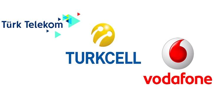 Türk Telekom, Turkcell, Vodafone: Bu kadar mı barutunuz var?