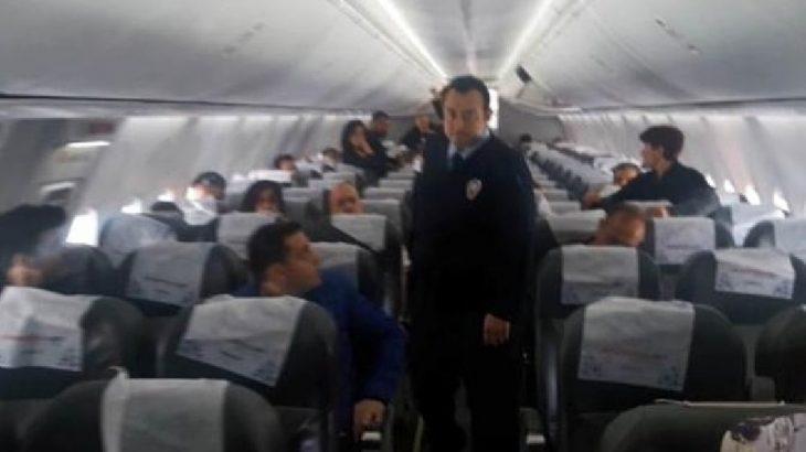 """Uçaklarda """"hava polisi"""" dönemi başlıyor"""