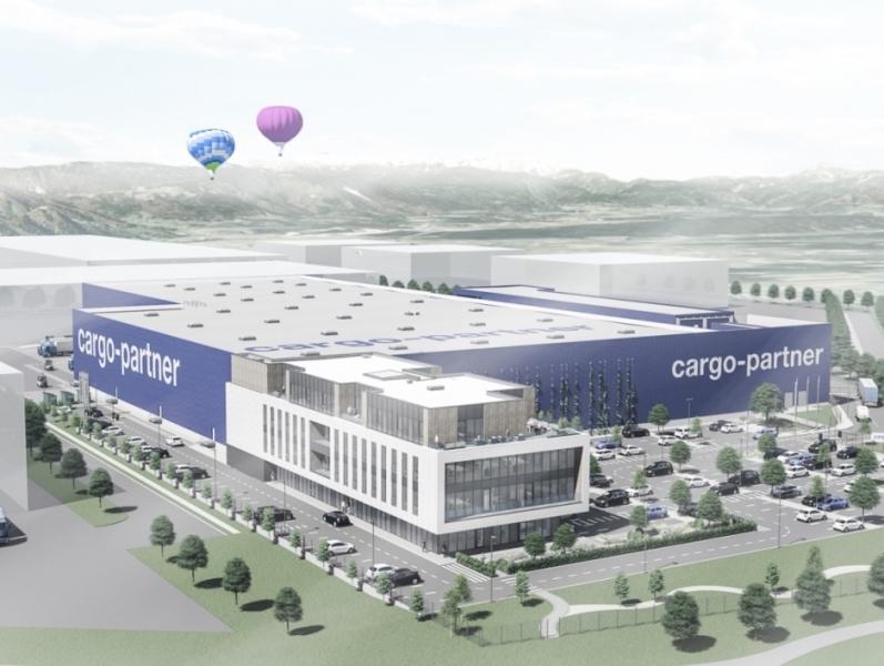 cargo-partner'den Lübliyana'ya lojistik merkez