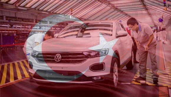 Volkswagen Türkiye Otomotiv San. A.Ş. Manisa'da kuruldu