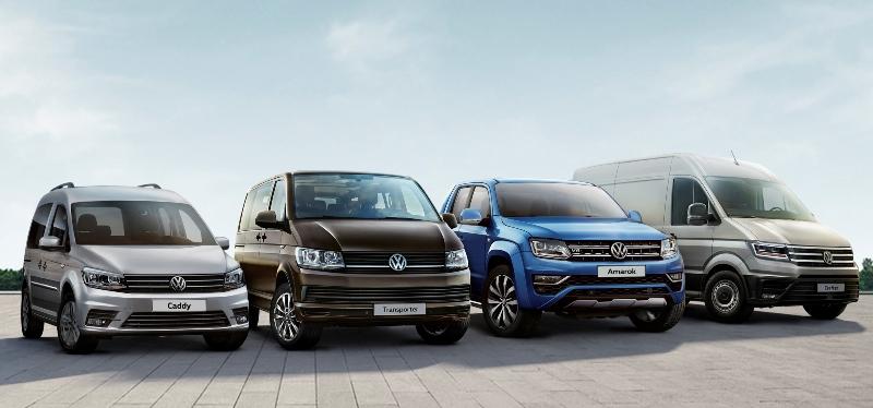 Volkswagen Ticari Araç'tan Ekim ayına özel fırsatlar