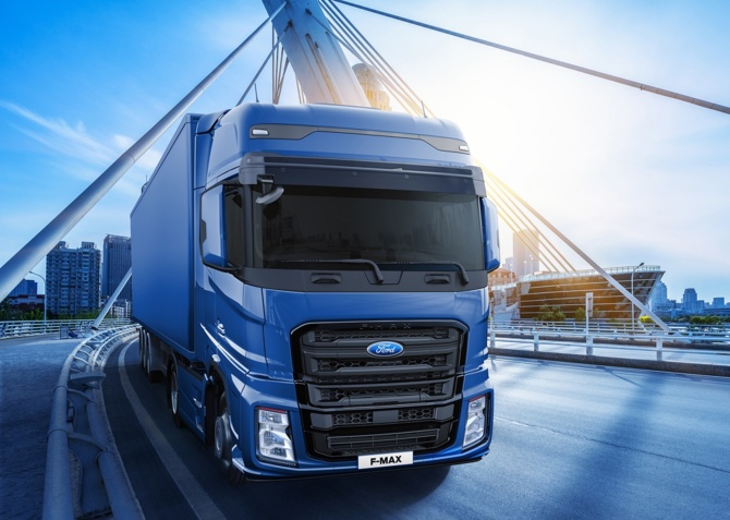 Ford Trucks, Avrupa'ya İber Yarımadası'ndan girdi