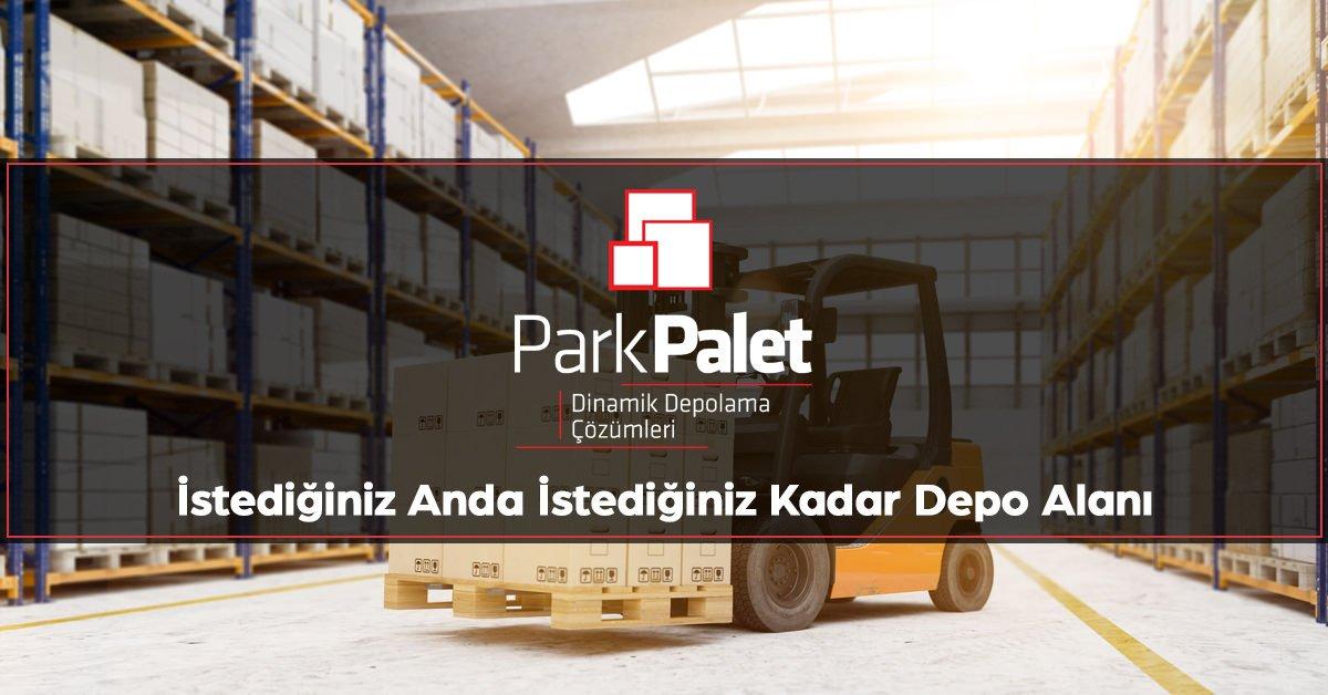 ParkPalet Hizmet Ağı Genişliyor