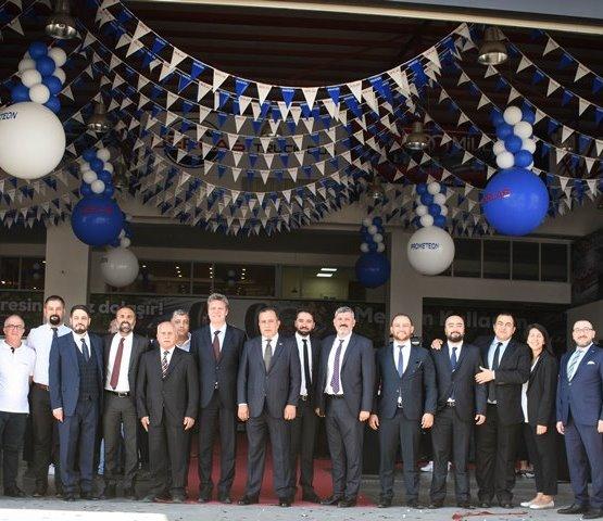 Prometeon'un Ankara'daki yeni iş ortağı Derlas Otomotiv