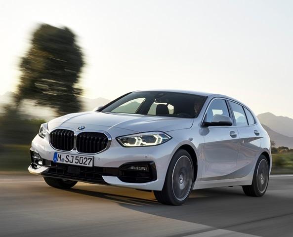 Yeni BMW 1 Serisi Türkiye'de satışta