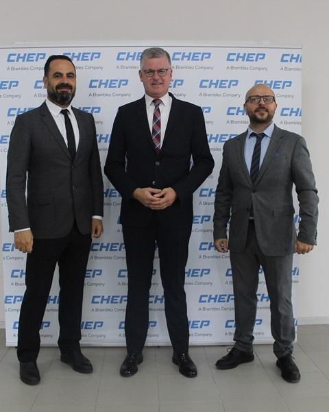 CHEP'ten Konya Servis Merkezi'ne 2.5 milyon TL yatırım