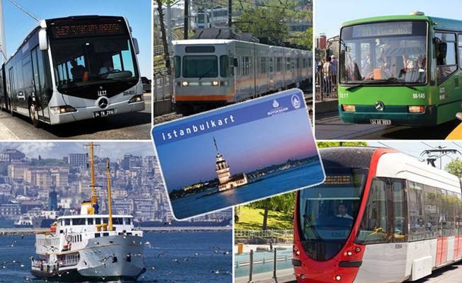 Toplu taşıma ücretlerinden artık ÖTV alınmayacak!