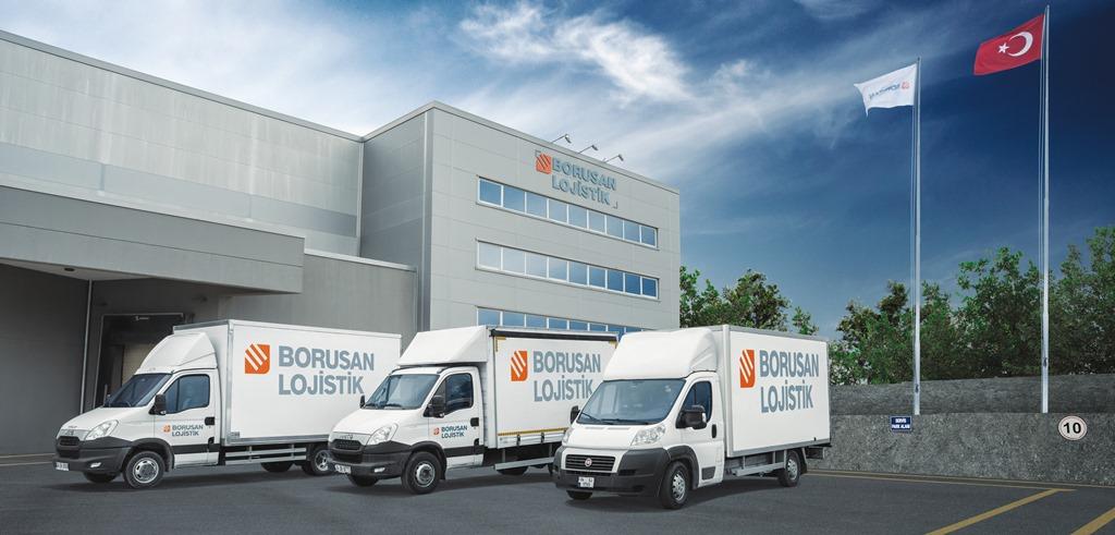 Borusan Lojistik üst yönetiminde atamalar