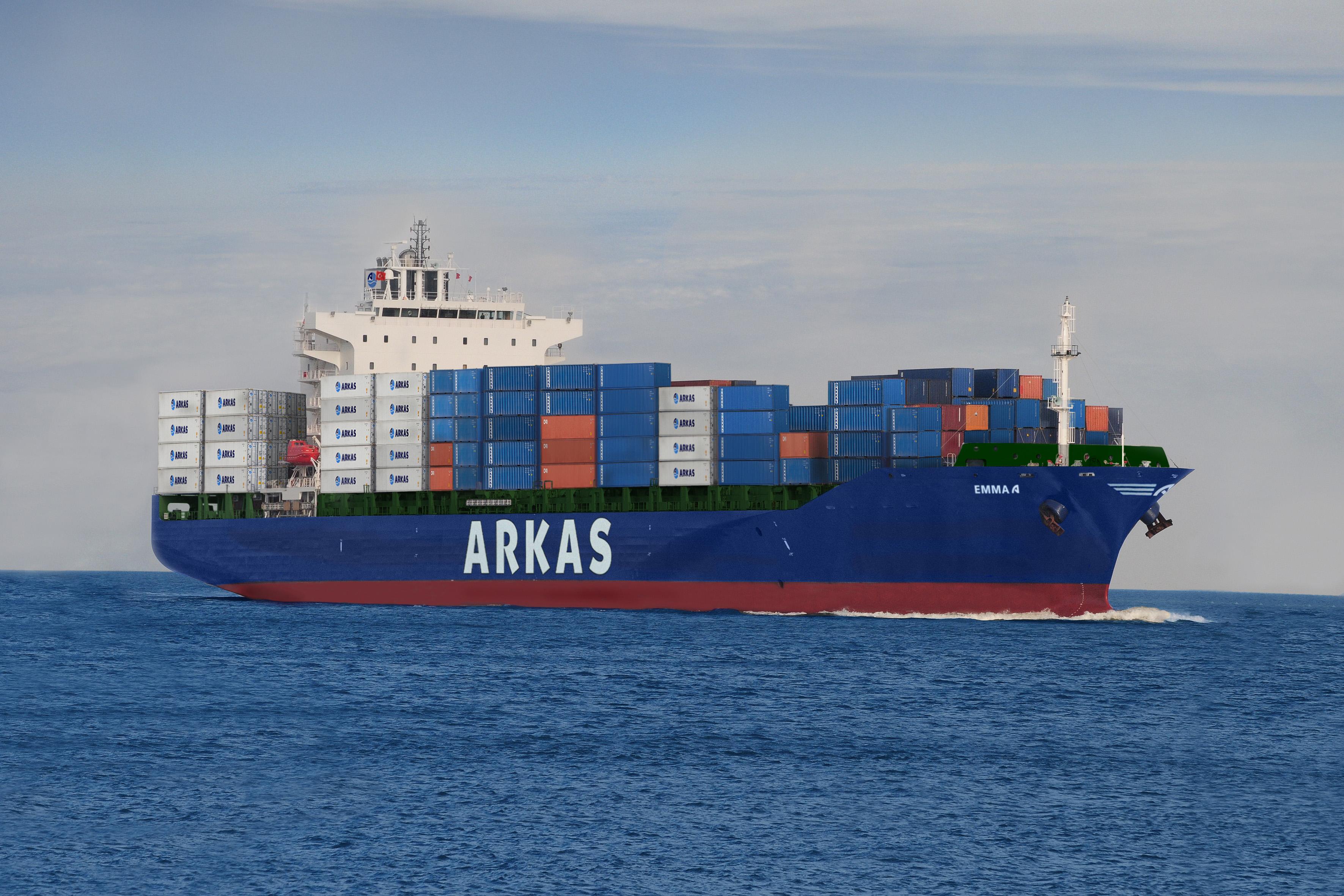 Arkas ve Sealand'dan Rusya'ya Ekspres Servis