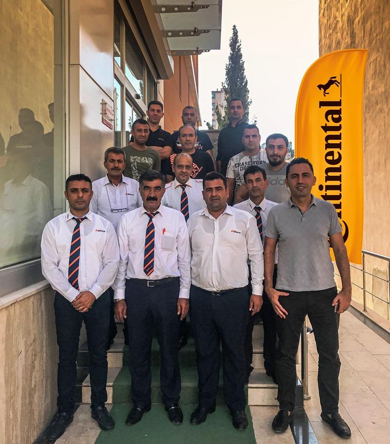 Continental'den As Adana Seyahat'e sürüş güvenliği eğitimi