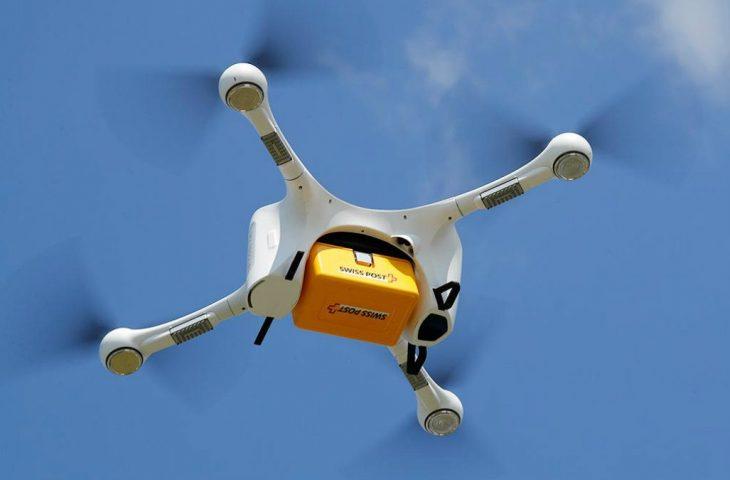UPS drone teslimatları için takip sistemi oluşturuyor