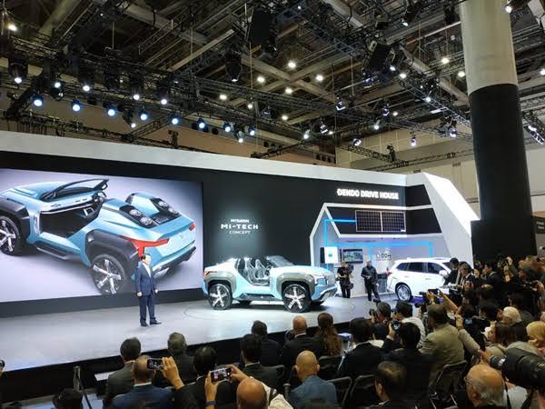 Mitsubishi, elektrikli araç yelpazesini genişletecek