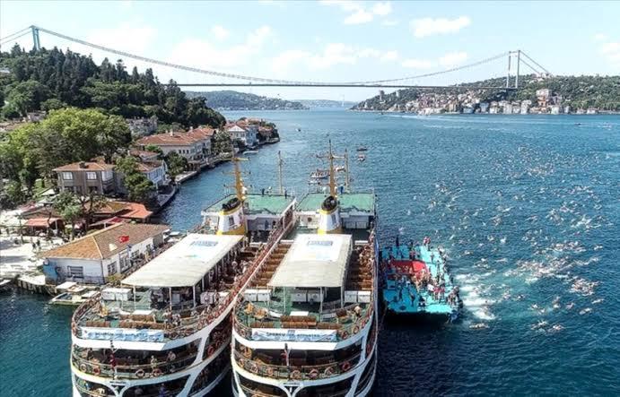 İBB devre dışı, İstanbul Boğazı Saray'a bağlanıyor
