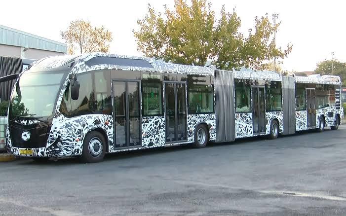 İstanbul'un yeni metrobüs aday markası test ediliyor