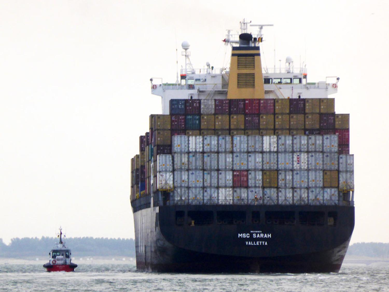 MSC, K. Avrupa ve İngiltere limanlarını Tekirdağ'a bağlıyor