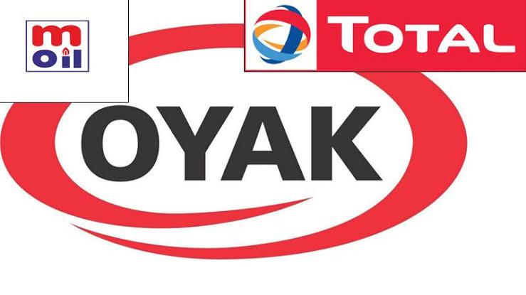 Total ve M Oil'i OYAK alıyor