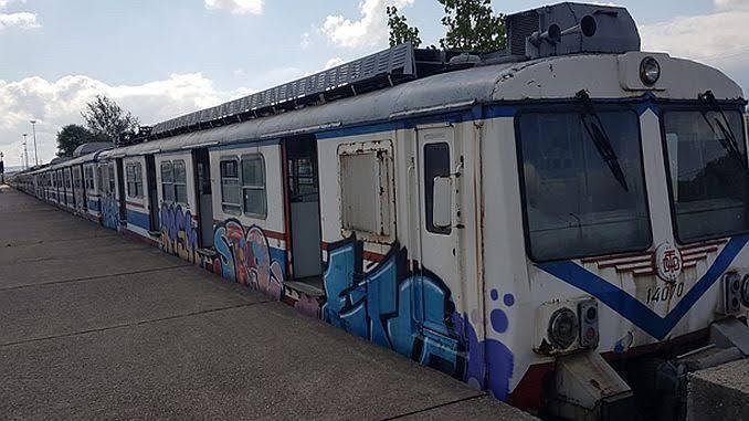 Köseköy Lojistik Merkezi'nde terk edilen vagonlar TBMM'de