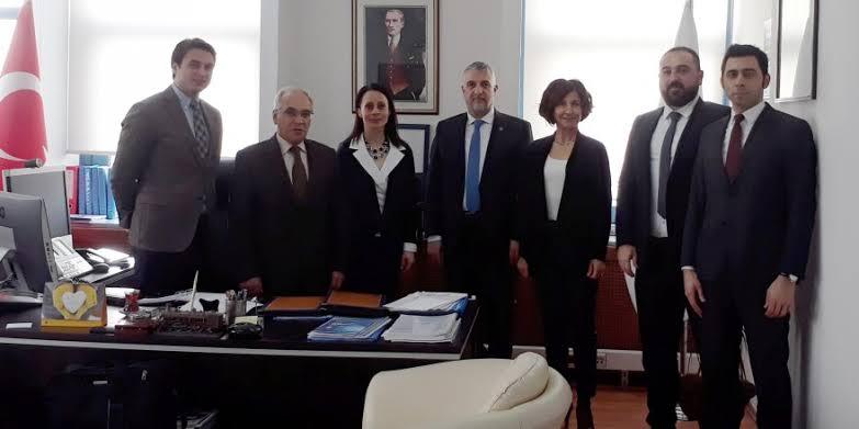 Türk Loydu'na demiryolu araçları belgelendirme akreditasyonu