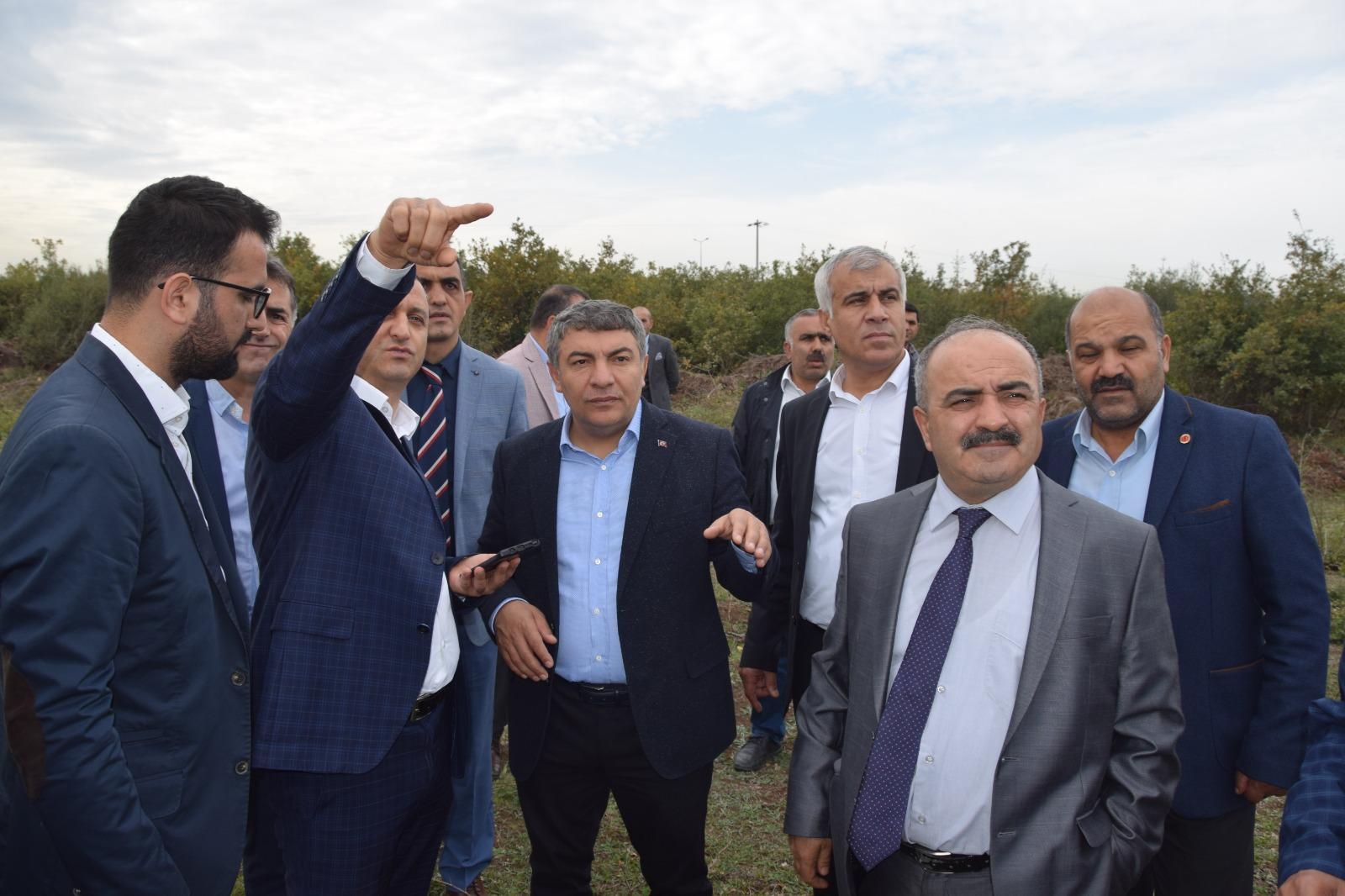 Gebze'de bölgenin en büyük lojistik merkezi kuruluyor
