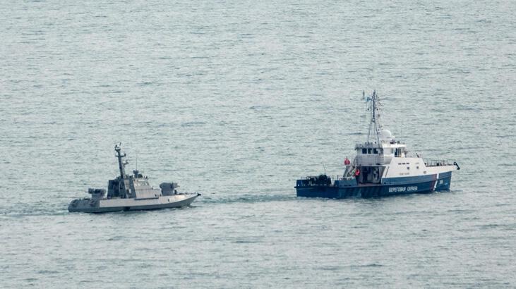 Rusya, el koyduğu gemileri Ukrayna'ya teslim etti
