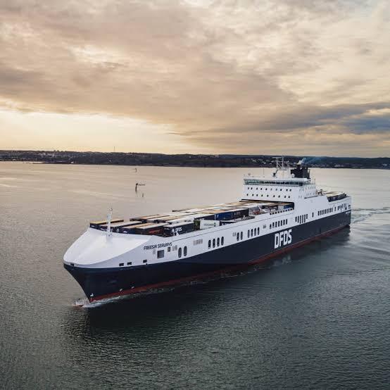 """My DFDS Freight ile """"kolay rezervasyon"""" geliyor"""