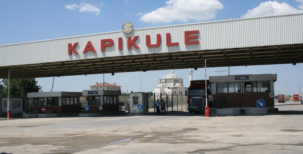 Modern Kapıkule'den rekor TIR girişi