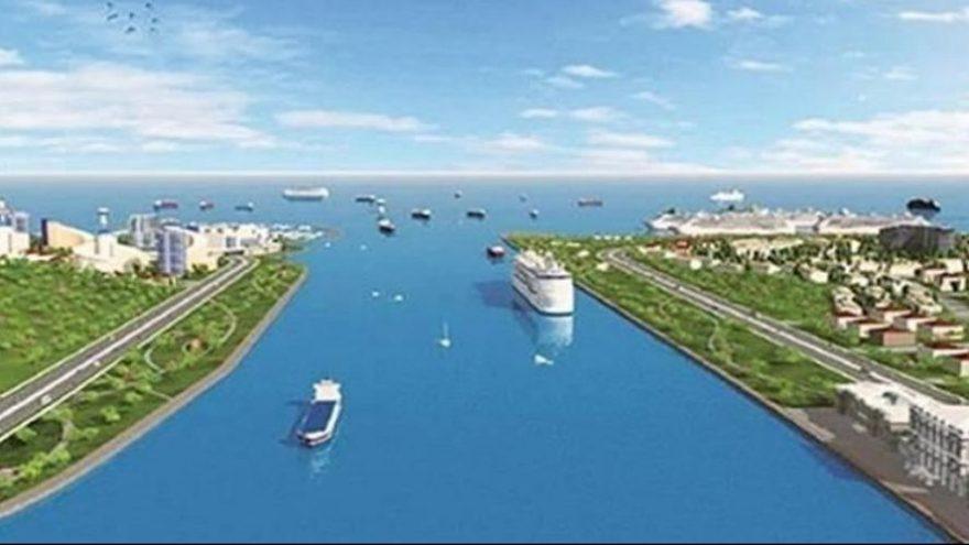 İBB:Kanal İstanbul iklimi de, coğrafyayı da değiştirir