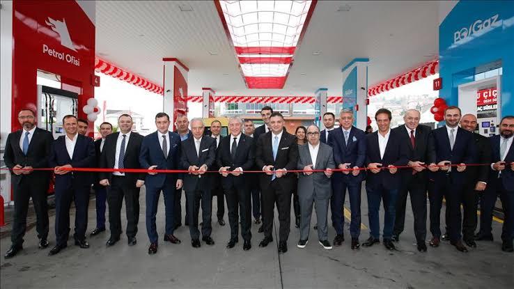Petrol Ofisi'nin yeni istasyonu Pendik'te açıldı