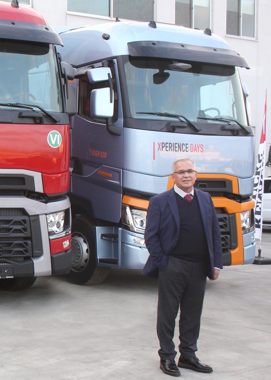 Erman Grup da, Renault Trucks bayi ağına katıldı