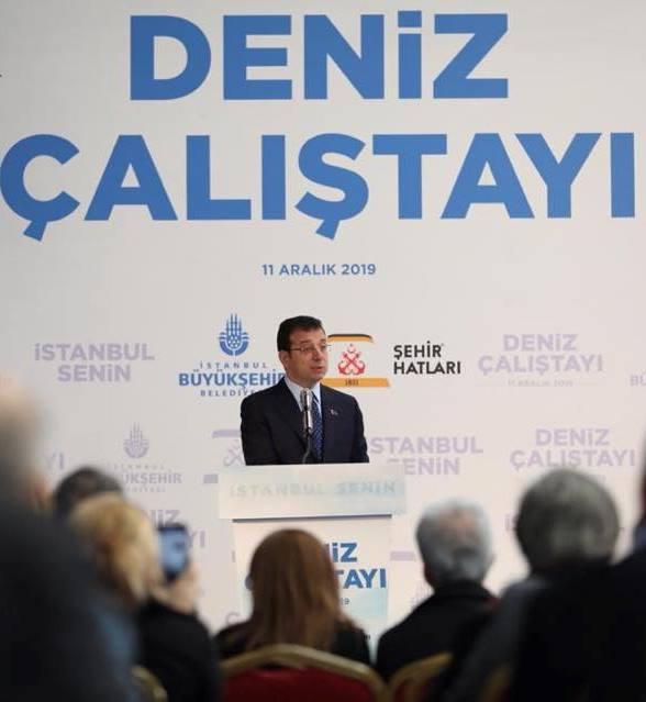 """Kanal İstanbul'u kabul etmeyiz ikna olmayız"""