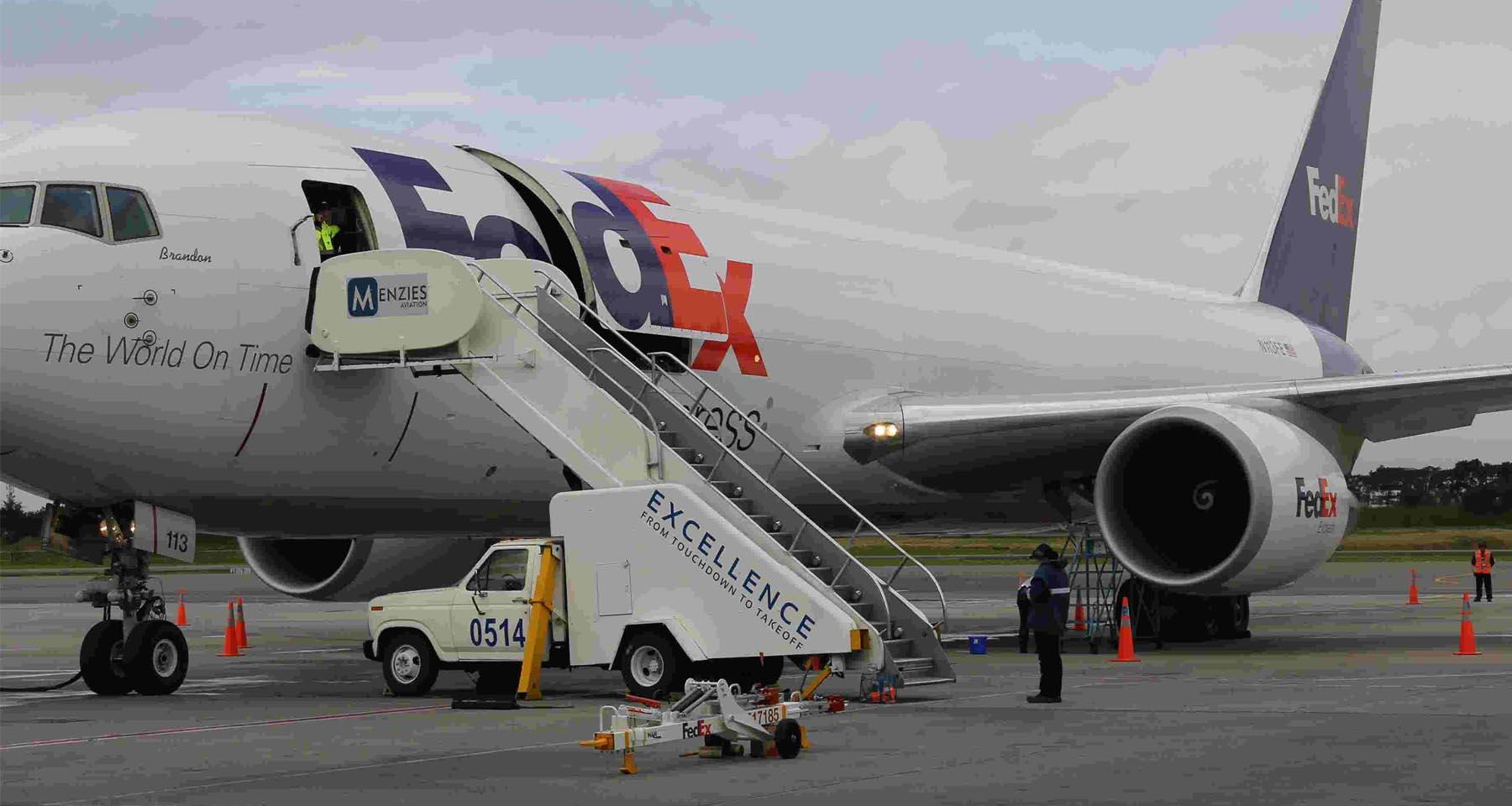 FedEx Paris Charles de Gaulle'den İstanbul'a uçacak