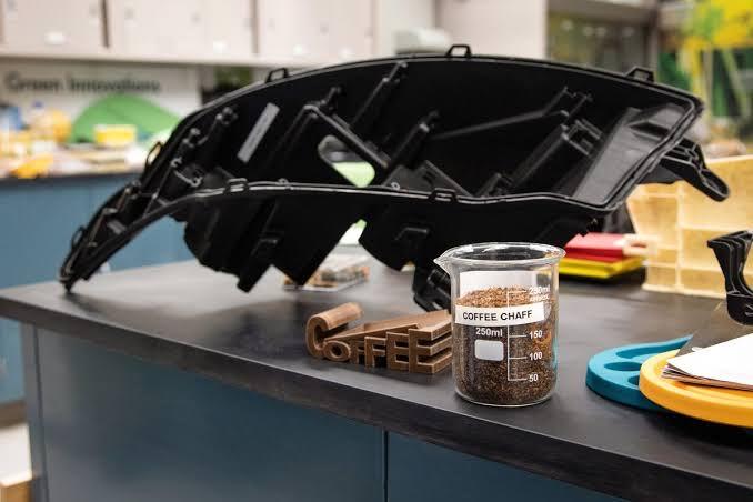 Ford kahve çekirdeklerinden otomobil parçaları üretecek