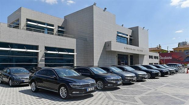 Şoförlü araç kiralamak için 3.1 milyon lira
