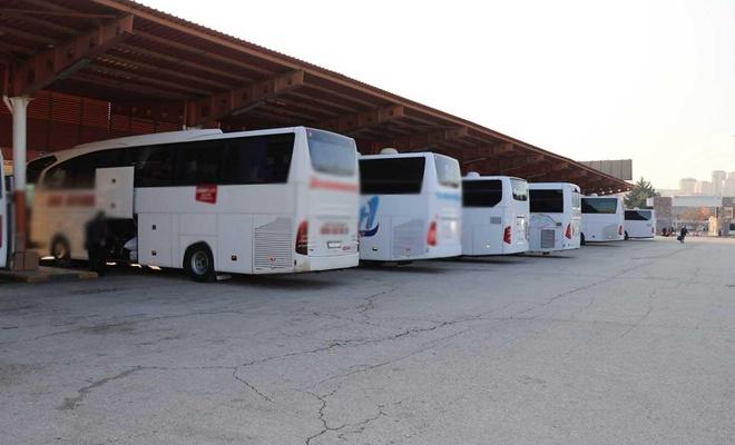 Otobüsçüler de akaryakıt zamlarından şikayetçi
