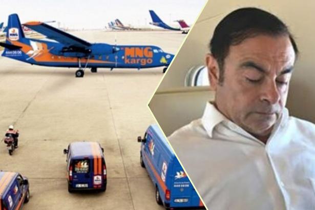 MNG Kargo:Nissan CEO'sunun kaçmasıyla ilgimiz yok