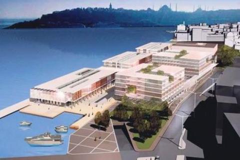 Galataport yeniden görücüye çıkıyor