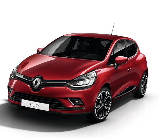 Binek oto liderliği 20. kez Renault'un